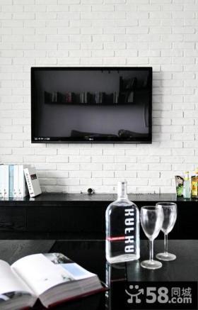 2013欧式客厅电视背景墙
