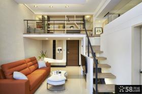日式风格室内楼梯装修设计图