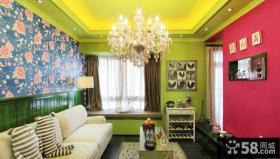 优质客厅飘窗装修图片欣赏