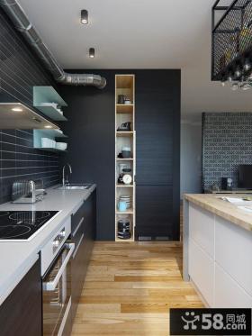 明斯克精致小户型厨房设计