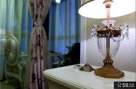 卧室灯具装修效果图