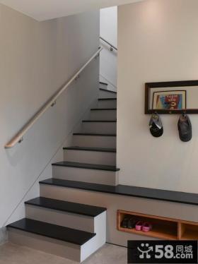 楼梯鞋柜设计图