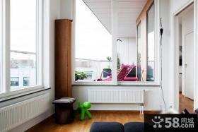家庭封阳台装修设计