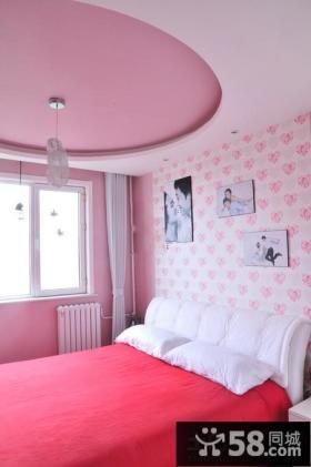 2013家装卧室壁纸效果图欣赏