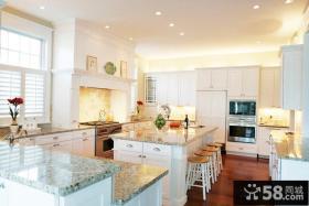 简约设计厨房橱柜效果图欣赏