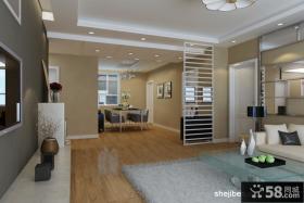 105平米两室一厅客厅装修效果图