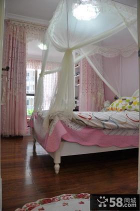 韩式风格卧室布置图片