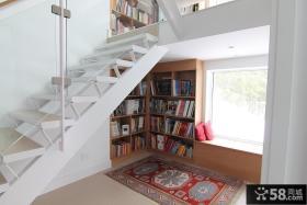 简约设计楼梯效果图大全欣赏