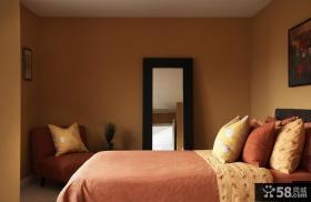 70平两室一厅客厅装修图