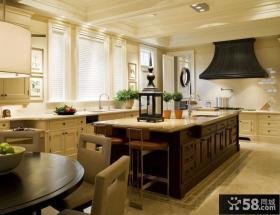 现代厨房两室两厅装修风格图片