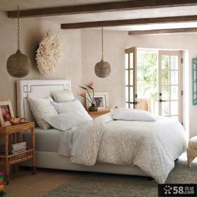 欧式小户型主卧室效果图
