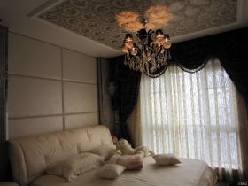 精装欧式卧室吊顶装修设计