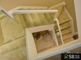 简约风格别墅楼梯装修设计