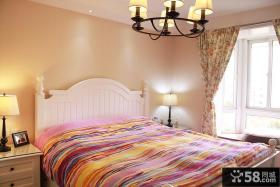 温馨欧式卧室装修效果图欣赏