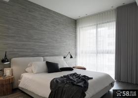 现代风格设计卧室效果图大全