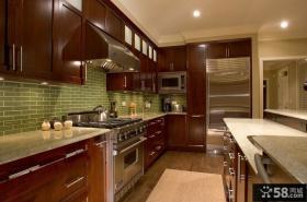 90平米二室一厅效果图 90平米厨房装修效果图