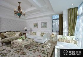 法式风格室内装修效果图欣赏