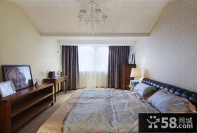 欧式古典风格卧室吊顶设计