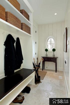 室内玄关鞋柜装饰设计图