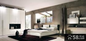 简单与朴素即是美现代简约客厅电视背景墙装修效果图大全2014图片