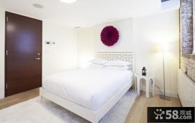 极简风格10平米卧室装修效果图