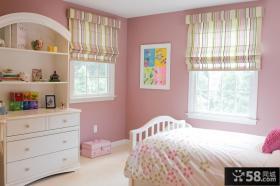 公主粉红卧室图片
