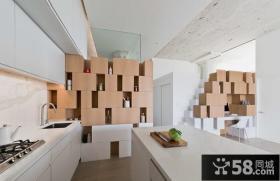 个性简约风格厨房设计