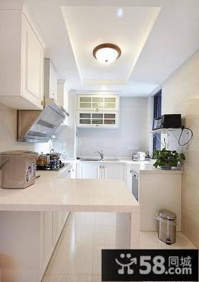 6平米小厨房设计效果图