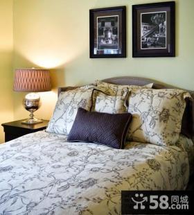 豪华欧式装修卧室