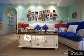 简约风格家装客厅装修设计图