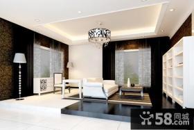 绿茵温莎堡160万打造豪华欧式风格客厅吊顶装修效果图大全2012图片
