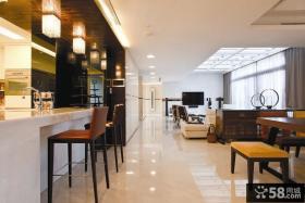 现代风格家装走廊过道设计效果图