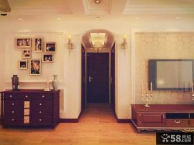 现代家居室内玄关设计