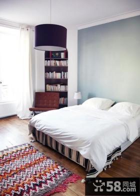 二室一厅宜家风格卧室吊顶装修效果图大全2014图片