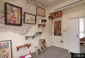 美式乡村风格设计儿童房效果图片