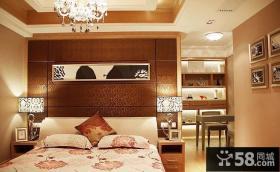 后现代风格三室两厅卧室装修效果图
