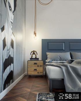 现代明斯克精致一居小户型公寓设计