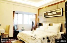 卧室软包背景墙效果图欣赏