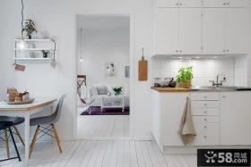 小户型室内装潢效果图欣赏