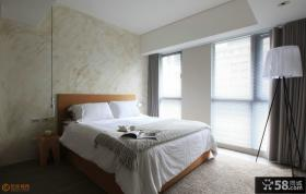 现代室内家装卧室设计效果图