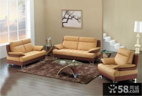 家庭客厅简单装修