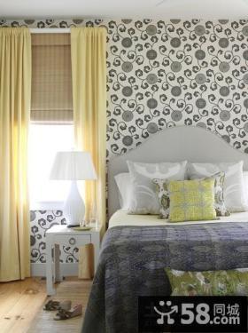 90平米房屋设计图2012卧室背景墙