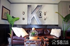 12万打造温馨舒适欧式风格客厅背景墙装修效果图大全2012图片