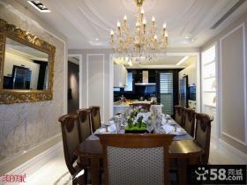 欧式风格别墅客厅装修效果图大全图