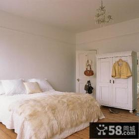 卧室欧式整体衣柜效果图