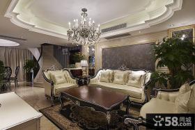新古典欧式复式家装设计