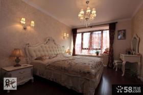 10平米欧式主卧室装修效果图片