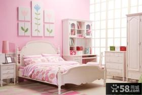 简欧设计室内儿童房装修图片