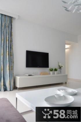 电视背景墙装饰装潢效果图