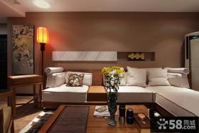 2013客厅中式沙发图片大全